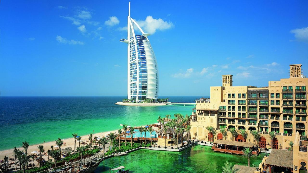 Burj Al Arab, Dubaï