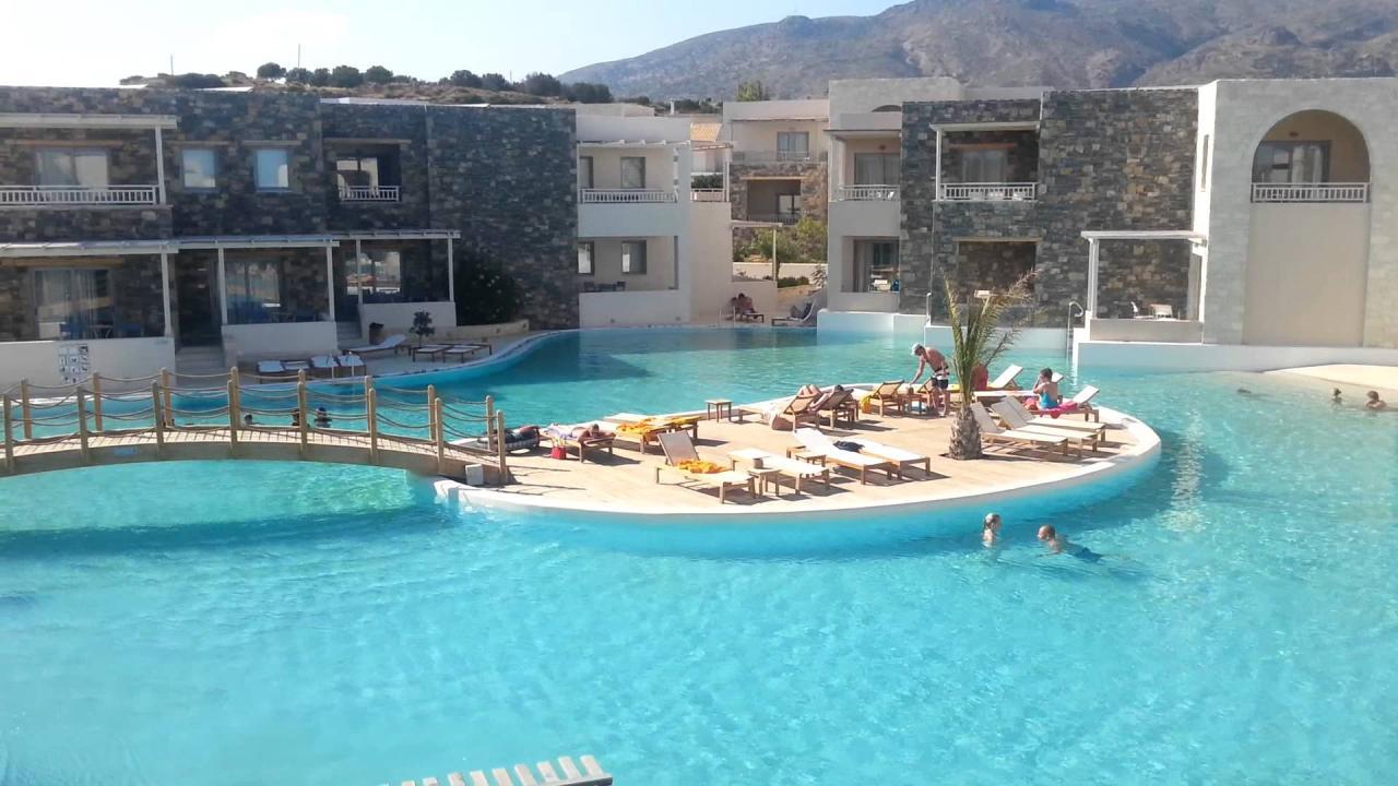 Club Ostria Beach, Crète