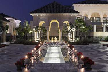Spa, One & Only The Palm, Dubaï